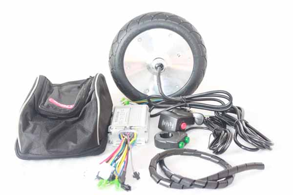8 inch electric scooter hub motor kit