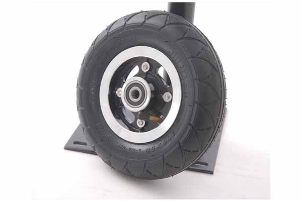 8 inch scooter wheel with pneumatic tire