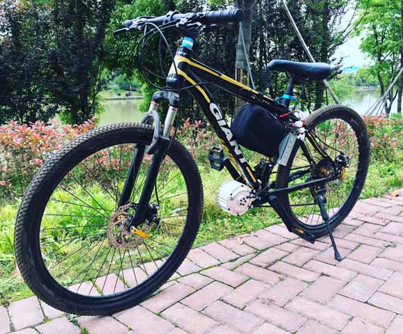 electirc bike mid-drive 48V 450W GEN2 motor kit
