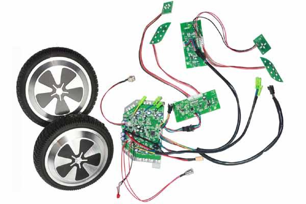 electric self balacing scooter motor kit