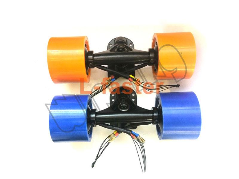 Electric Skateboard Hub Motor Kit L Faster Com