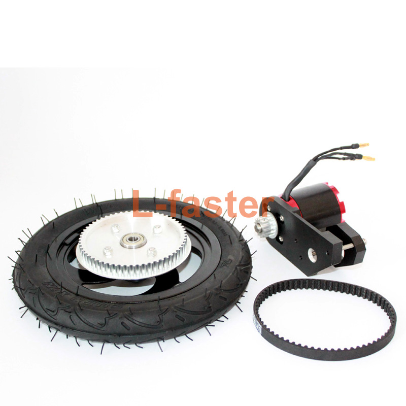 OXELO TOWN 9EF Scooter Motor Kit - Air Wheel | L-faster com