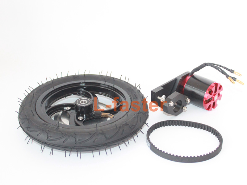 Oxelo Town 9ef Scooter Motor Kit L