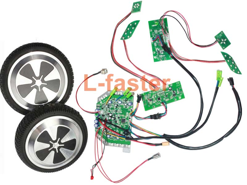 electric self balacing scooter motor kit