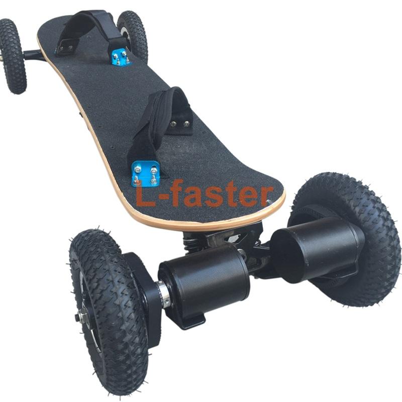 Electric Off Road Skateboard Conversion Kit L Faster Com