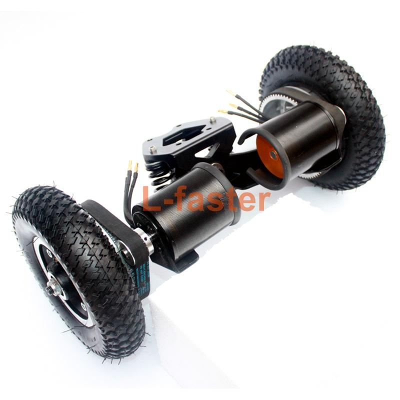 off road electric skateboard drive truck -2