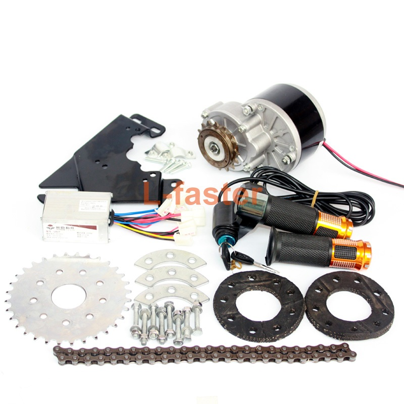 250W electric bike general conversion kit
