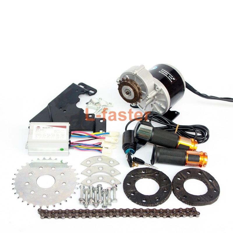 350W electric bike general motor kit