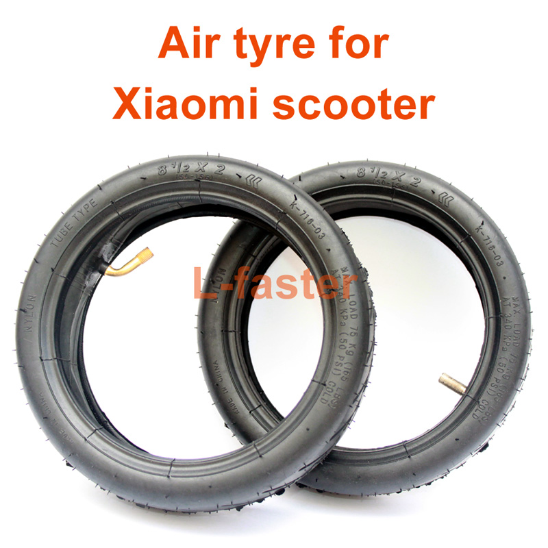 xiaomi scooter air tyre -3-800